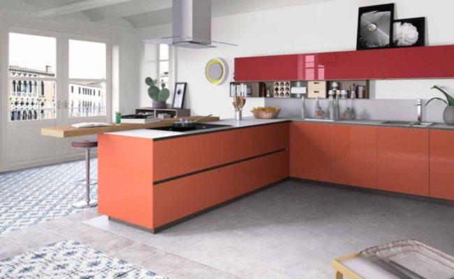 cucine moderne e classiche su misura