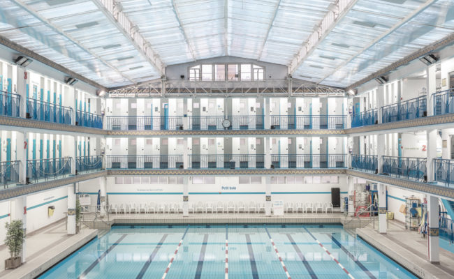 piscina parigi