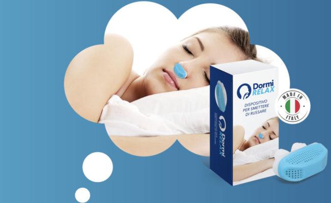costo dormirelax antirussamento