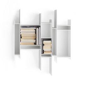 librerie a parete design