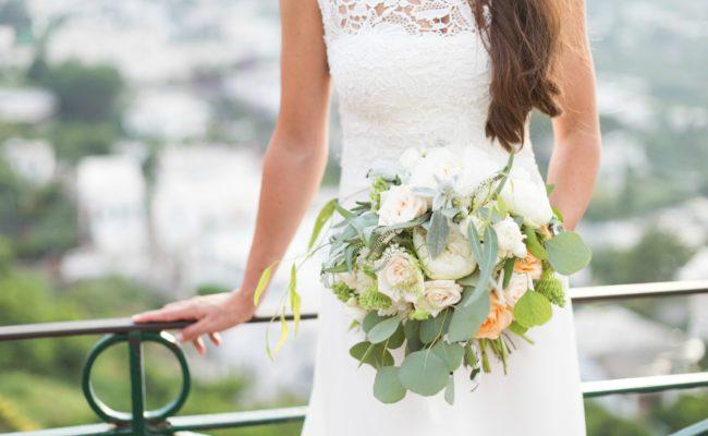matrimonio all'esterno