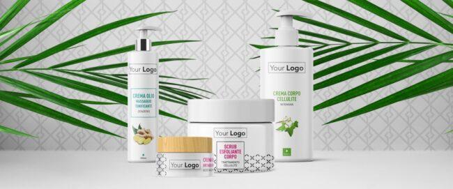 Produzione cosmetici conto terzi piccoli lotti
